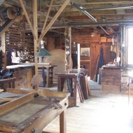 Interior, Old Schwamb Mill