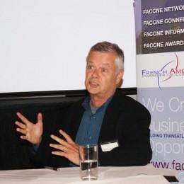 Prof. Stephen Kinzer, panelist