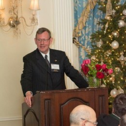 Honored gues: German Consul General Ralf Schuette