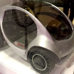 MIT's car of the future…er, NOW