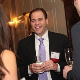 GABC President Erik Dilger of Deloitte