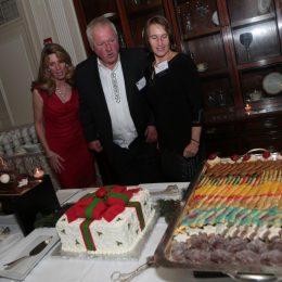 GABC Executive Director Marian LeMay with Konditor Meister Günther Moesinger and wife Silvia Hug-Moesinger