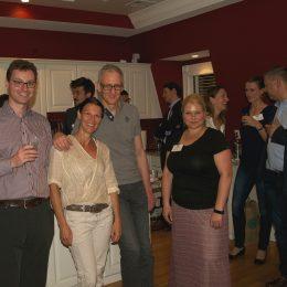 New Members Reception June 2017 credit M. Moesslang (5)