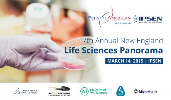 Life Sciences Panorama : GABC Boston